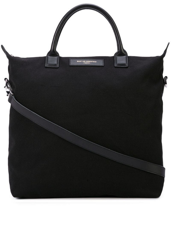 WANT Les Essentiels O'hare tote bag in black