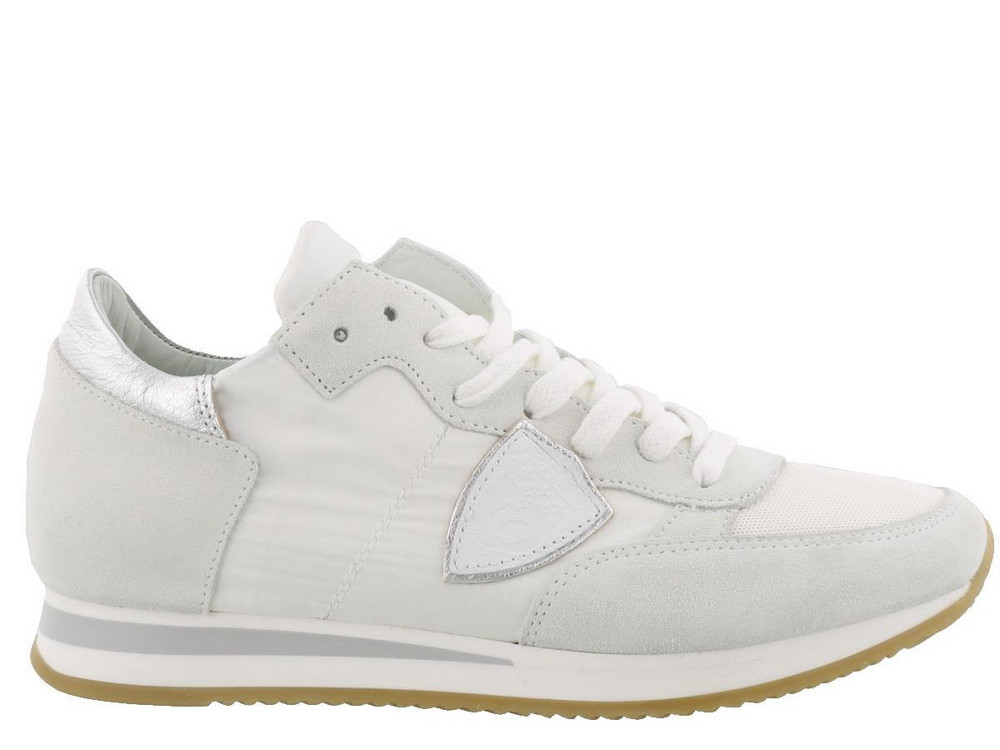 Philippe Model Tropez Sneakers in white