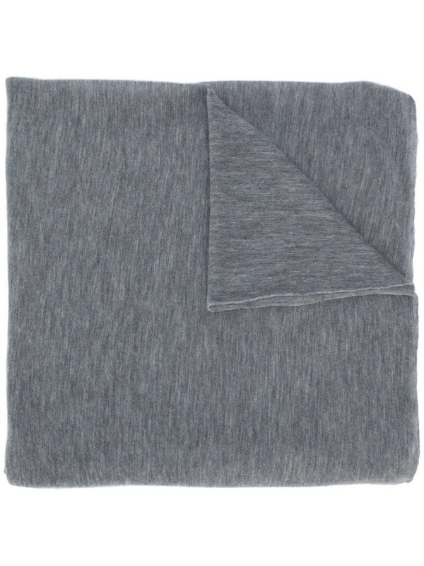 Isabel Marant Zephyr scarf in grey