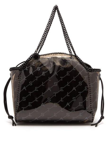 Stella Mccartney - Falabella Monogram Tote Bag - Womens - Black
