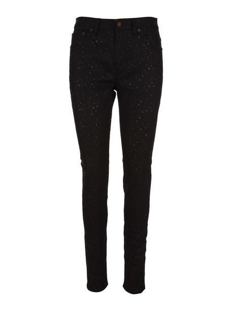 Saint Laurent Jeans in black