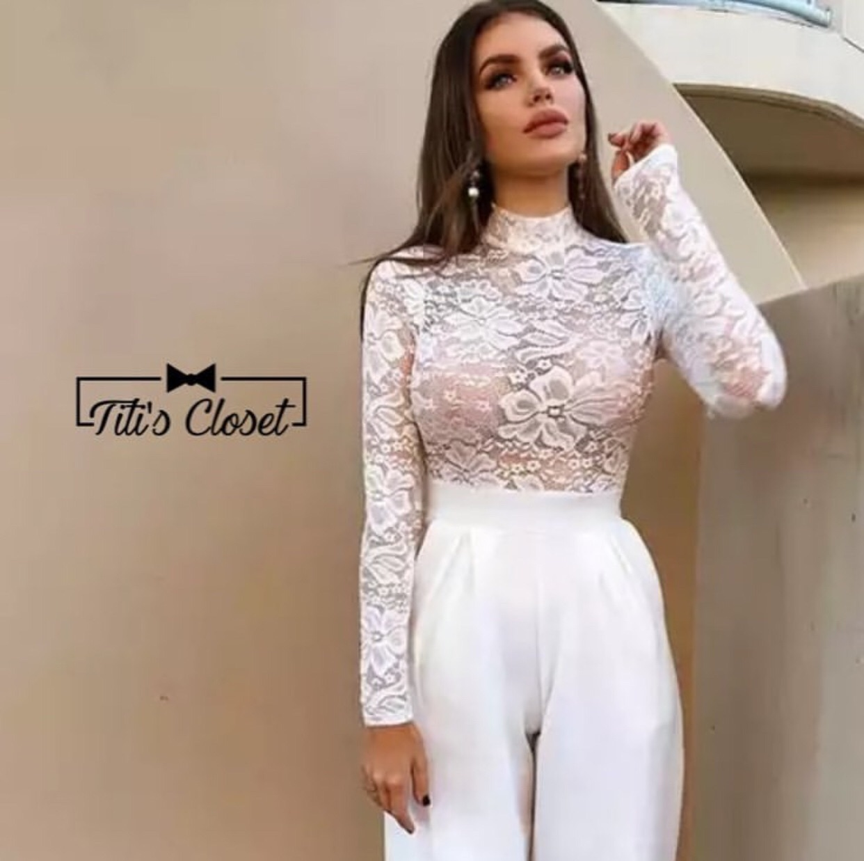 top bodysuit beautiful sexy lace one piece long sleeves lace top
