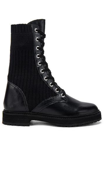 Tony Bianco Gem Boot in Black