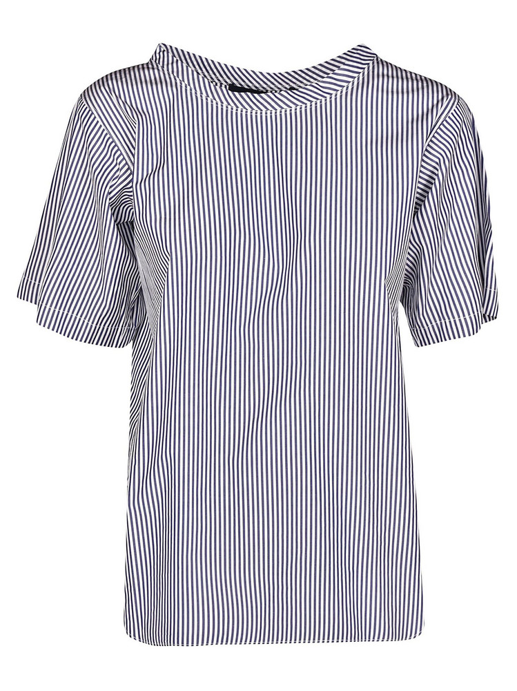 Sofie D'hoore Striped Top in black / white