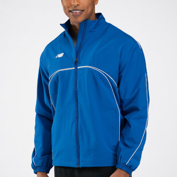 New Balance 9450 Men's Zone Warm Up Jacket - Team Royal (TMUJ9450TRY)