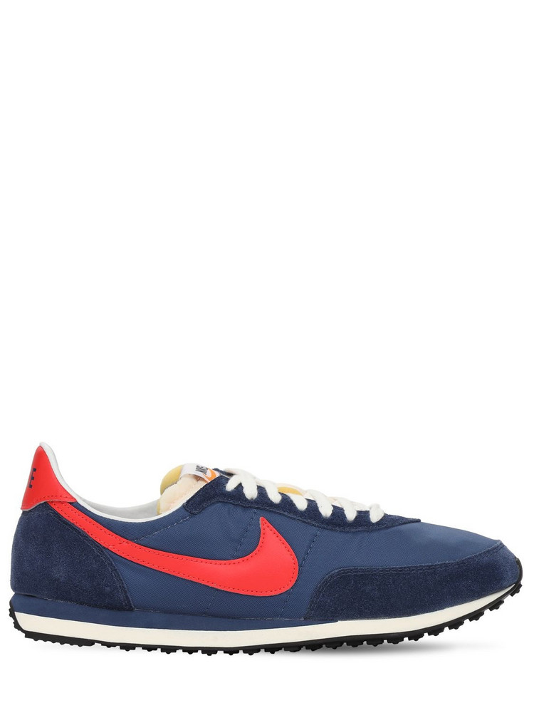 NIKE Waffle Trainer 2 Sp Sneakers in blue
