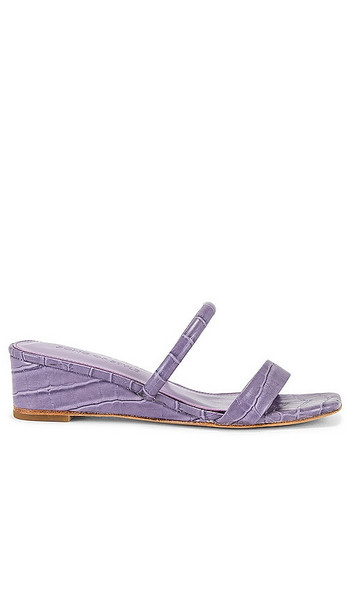 Song of Style Fia Sandal in Lavender in lilac