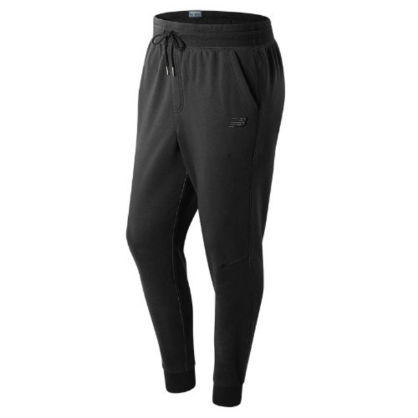 New Balance 63560 Men's Classic Tailored Sweatpant - Black (MP63560BK)