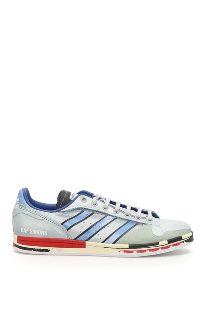 Adidas By Raf Simons Unisex Rs Micro Stan Sneakers in red