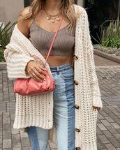 sweater,oversized cardigan