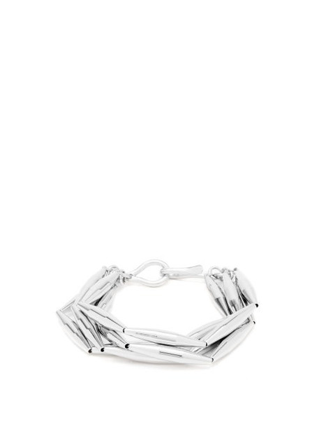 Tohum - Maia Sterling Silver-plated Bracelet - Womens - Silver