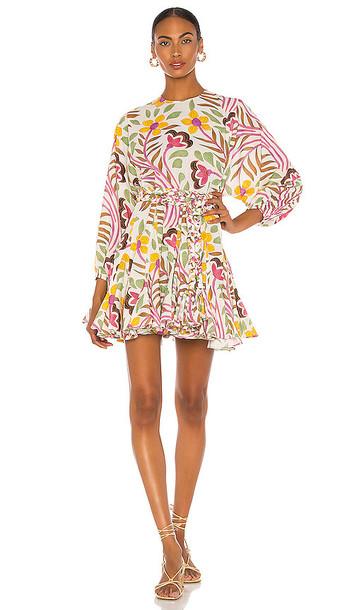 Rhode Ella Dress in Ivory