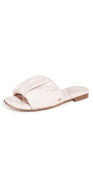 Sam Edelman Briar Slides in pink