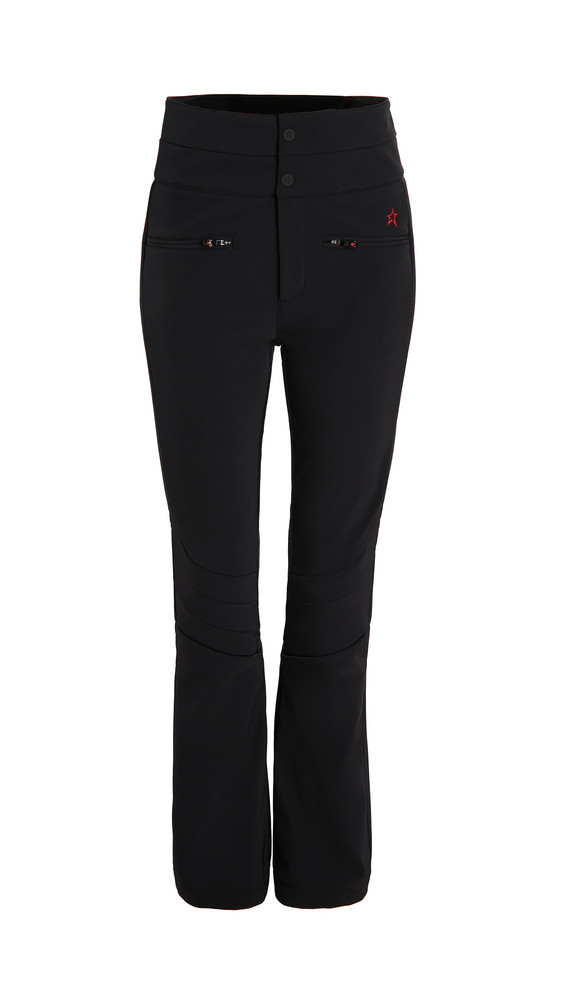 Perfect Moment Aurora High Waist Flare Pants in black