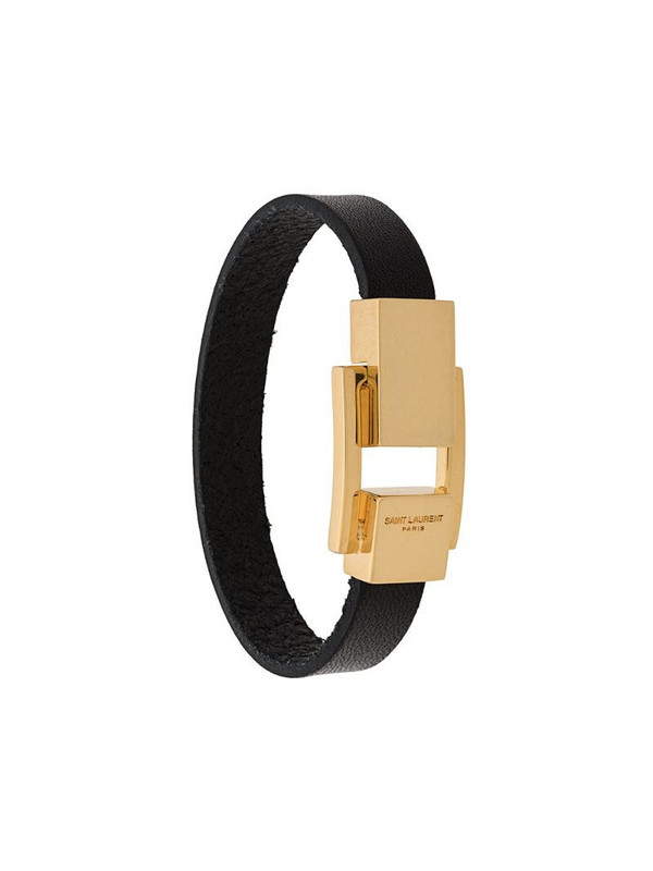 Saint Laurent classic bracelet in black