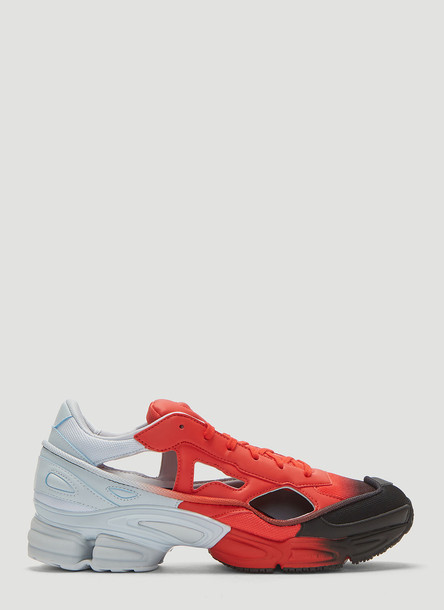 Adidas By Raf Simons Replicant Ozweego Sneakers in Red size UK - 12