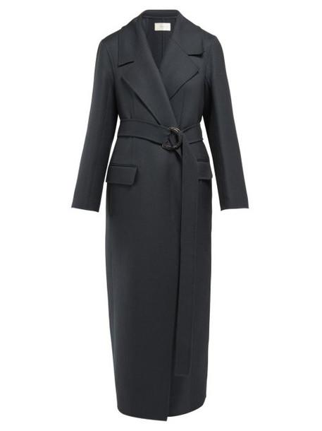 The Row - Newen Wool Blend Coat - Womens - Dark Green