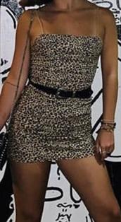 dress,animal print dress,leopard print short dress,leopard print dress,animal print,short dress