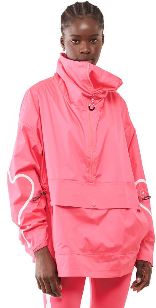 adidas by Stella McCartney ASMC HZ Mid Jacket in pink