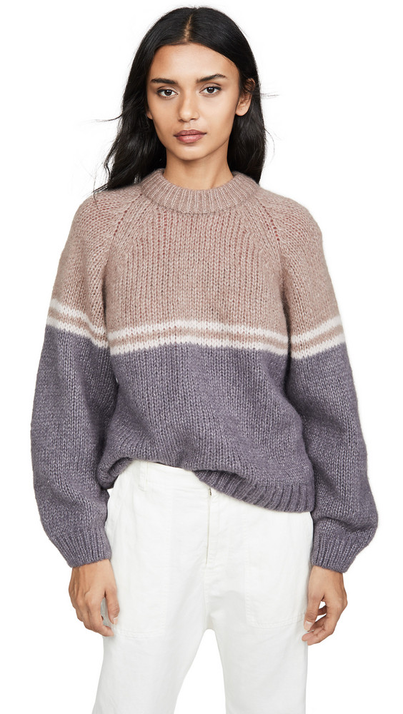 XIRENA Snowbird Sweater in multi