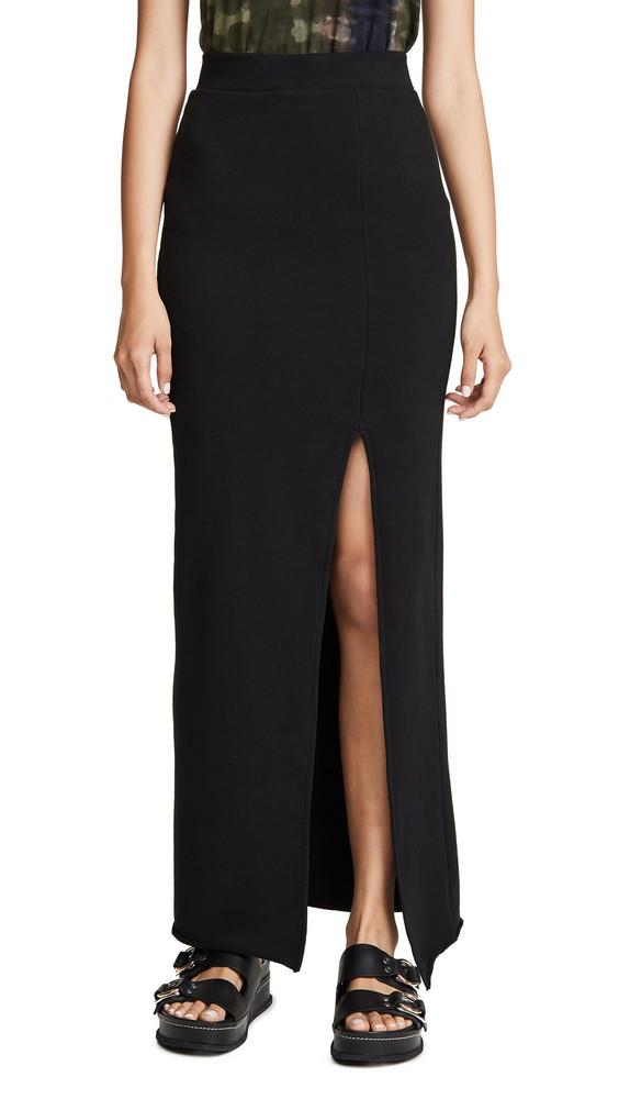 NSF Ariza Skirt in black