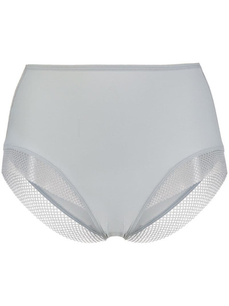Eres Tennis high waisted briefs in grey