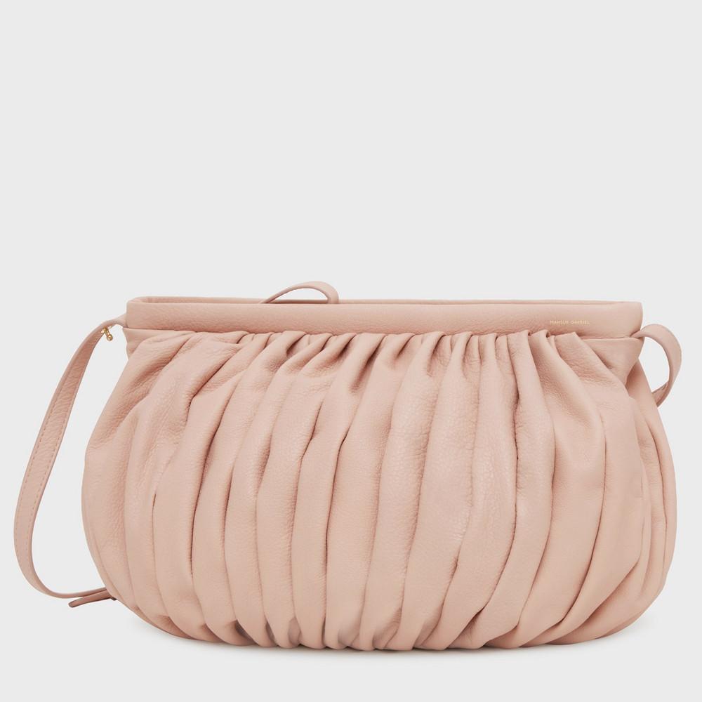 Mansur Gavriel Balloon Bag - Dusty Rose