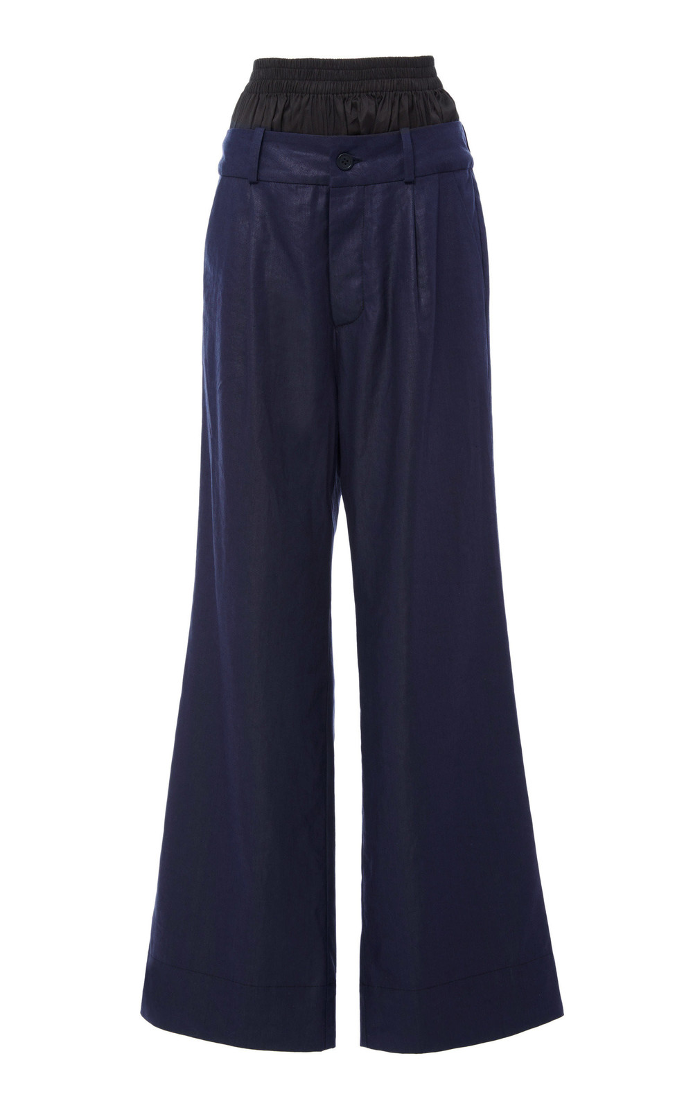 Tre by Natalie Ratabesi The Ali Pant in blue