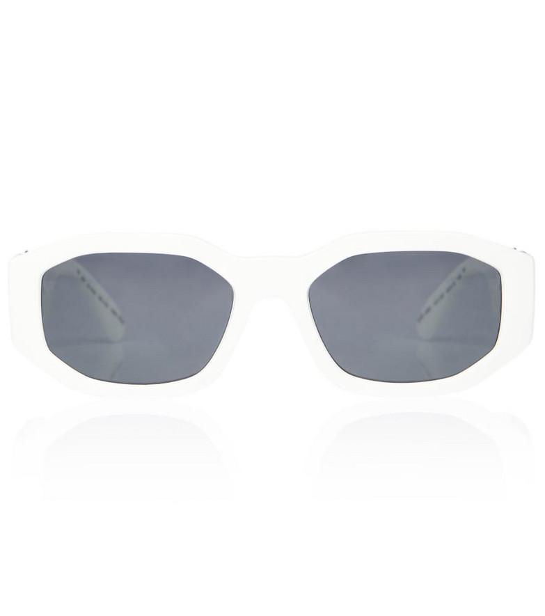 Versace Medusa sunglasses in white
