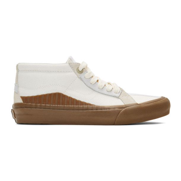 Vans Off-White Taka Hayashi Edition 138 Mid Lx Sneakers