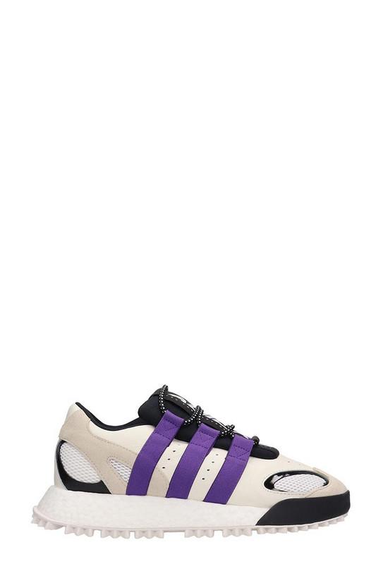 Adidas Originals by Alexander Wang Wangbody Run Sneakers in white
