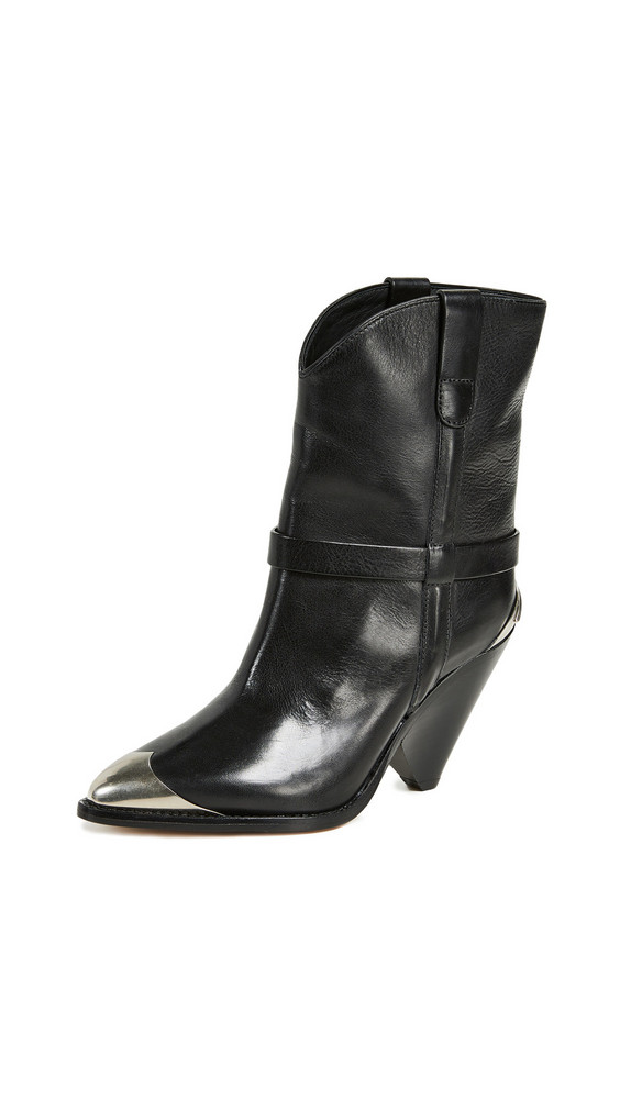 Isabel Marant Lamsy Boots in black