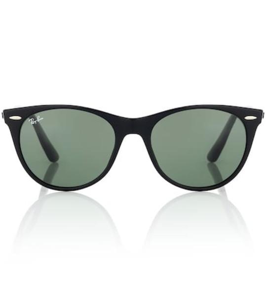 Ray-Ban Wayfarer II sunglasses in black