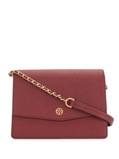 Tory Burch Robinson convertible shoulder bag in red