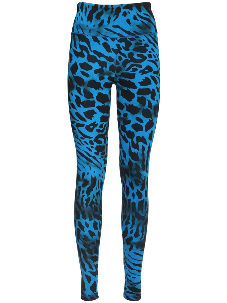 REDEMPTION Animalier Nylon Leggings