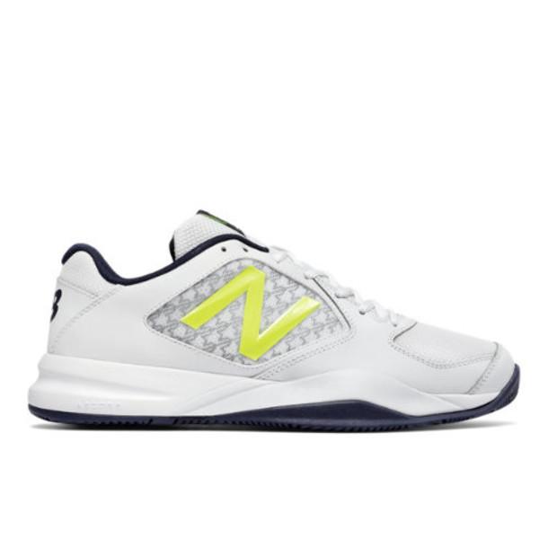 New Balance 696v2 Men's Tennis Shoes - Blue/Yellow (MC696BY2)
