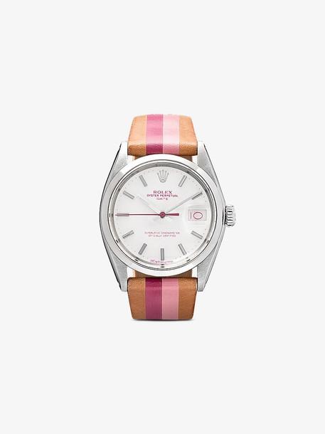 La Californienne Rolex Pink Sunrise watch