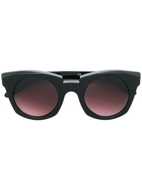 Kuboraum U6 sunglasses in black