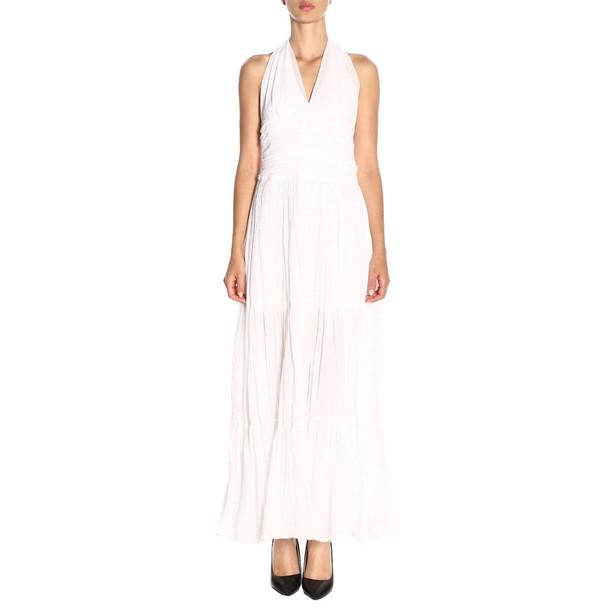 European Culture Dress Dress Women European Culture in white