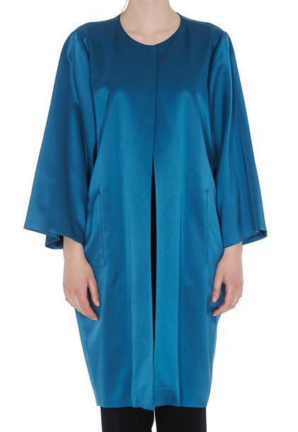 Gianluca Capannolo Noemi Coat in blue
