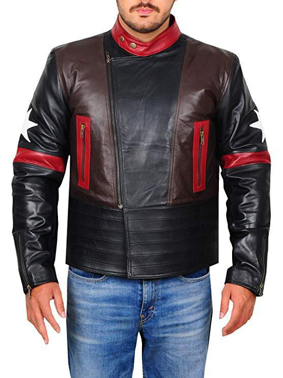 coat fashion style me outfit idea leather jacket