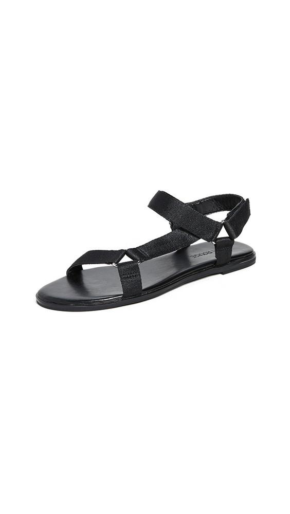 Villa Rouge Skylar Sandals in black