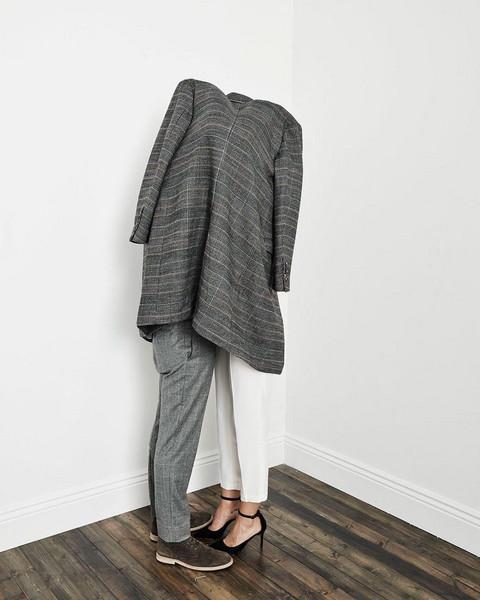coat jumpsuit pants shoes