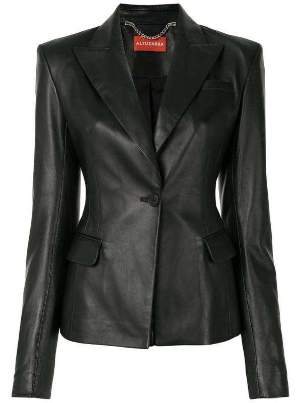 Altuzarra Egan jacket in black