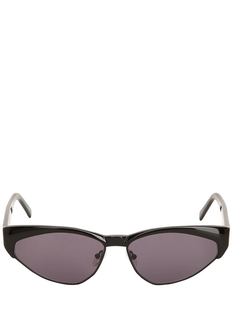ANDY WOLF Volta Cat-eye Sunglasses in black