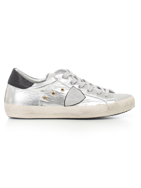Philippe Model Sneakers Low Silver