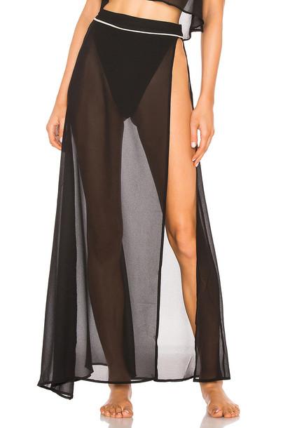 lovewave The Rocha Skirt in black