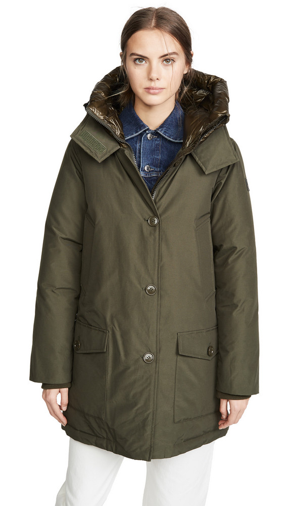 Woolrich W's Arctic Parka in green