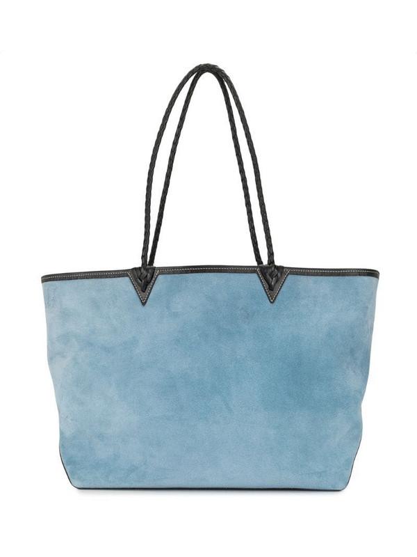 Altuzarra large tote bag in blue