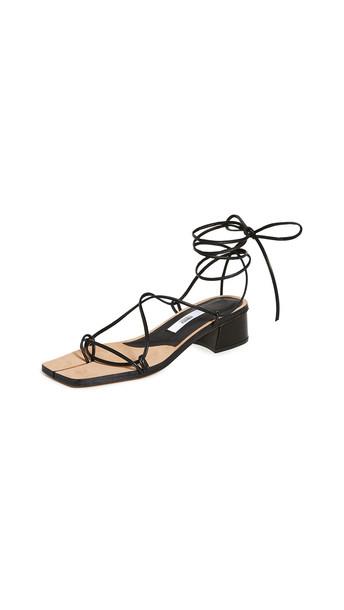 Miista Cimarron Sandals in black